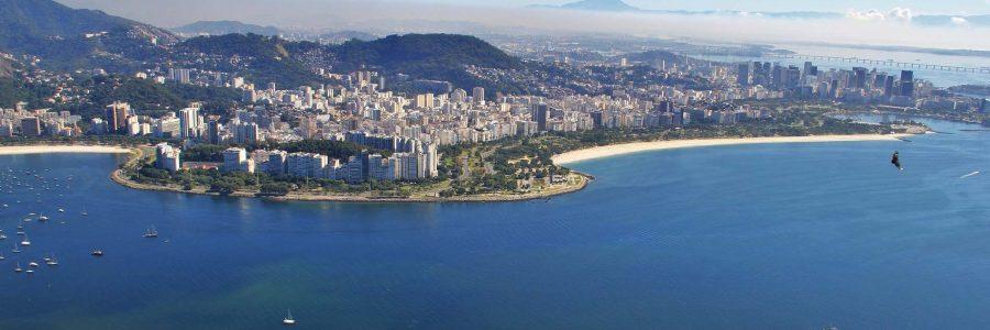 Sede localizada no Centro do Rio de Janeiro